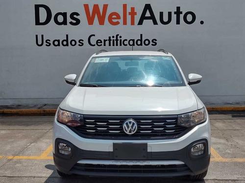 Imagen 1 de 15 de Volkswagen T-cross 2020 1.6 Comfortline At
