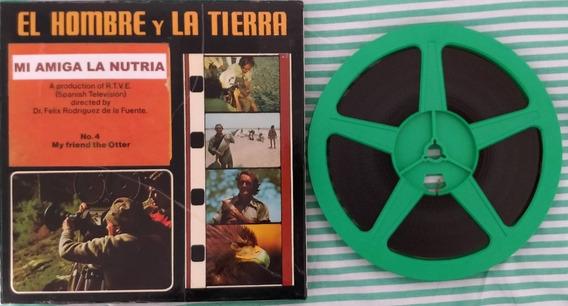 Filme Super 8 - Mi Amiga La Nutria - 600 Pés