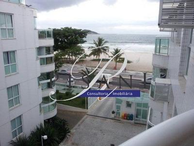 Lanai, Av Do Pepe, Lindo Apartamento, Mobiliado, Vista Mar - Ap01548