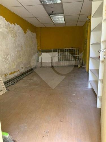 Casa Térrea Comercial Com 115 Metros - Vila Madalena - Locação - 226-im527584