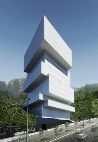 Imagen 1 de 4 de Oficina En Renta (piso 10), Bosques De Las Lomas, Miguel Hid