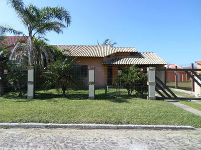 Casa Residencial À Venda, Centro, Imbé. - Codigo: Ca0690 - Ca0690