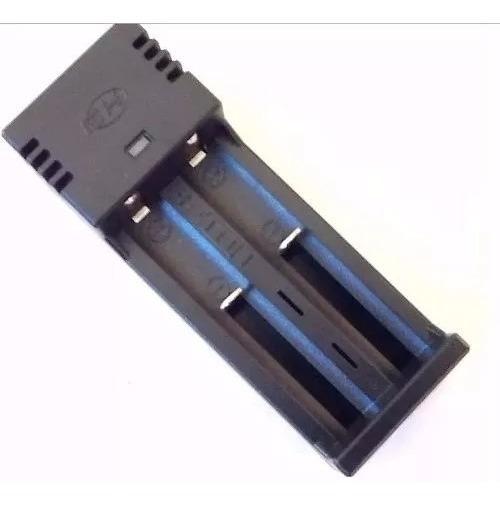 Kit Carregador Duplo +4 Baterias Jws Jyx 18650 8800mah 3.7v