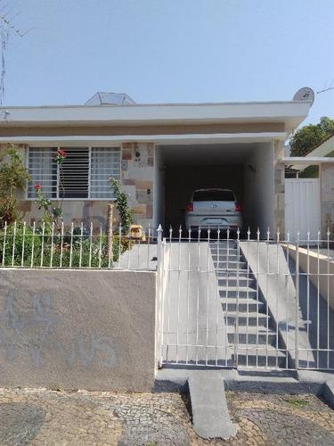 Casa Com 3 Dormitórios À Venda, 172 M² Por R$ 600.000,00 - Jardim Vila Rosa - Valinhos/sp - Ca3931