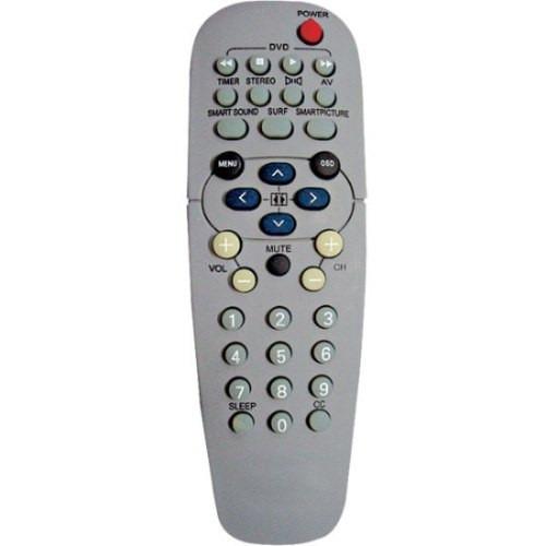 Controle Remoto Tv Philips 86563 - Similar