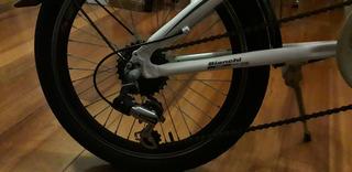 Bicicleta Plegable Bianchi Italiana