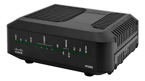 Modem Inter Wifi Telefonia 3.0 Cisco Dpq3925 Tienda Bagc