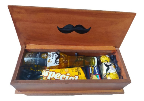 Caja Ancheta Regalo Cerveza - Unidad a $46900