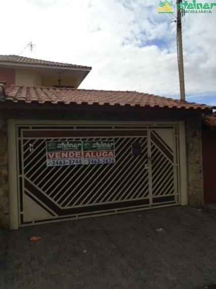 Venda Sobrado 3 Dormitórios Jardim Bom Clima Guarulhos R$ 800.000,00 - 27898v
