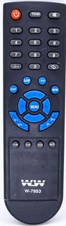 10 Controle Remoto Lenox Dvd 7953