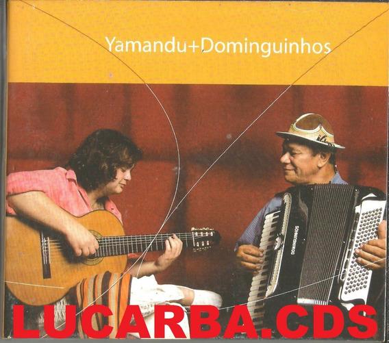 Cd - Yamandu Costa E Dominguinhos - Molambo - Lacrado