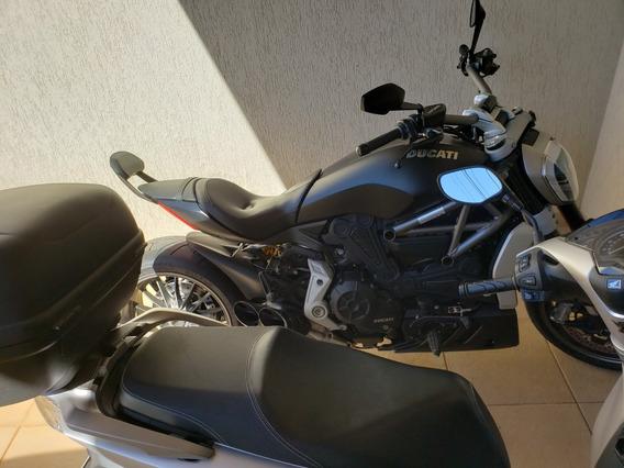 Ducati Xdiavel. Sem Detalhes E Revisada. Ipva Pago