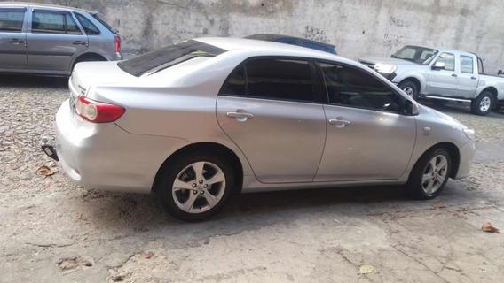 Toyota Corolla 1.8 16v Gli Flex 4p 2012