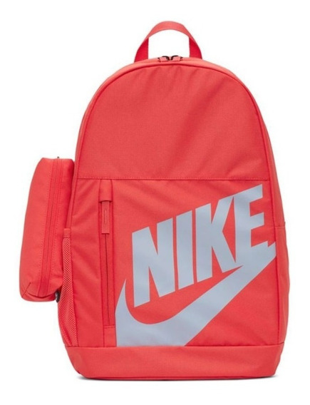 Mochila Nike Elemental + Estojo Original Ba6030-631
