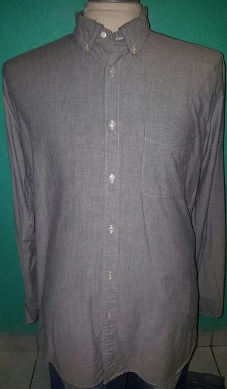Camisa Uniqlo Talla Xl(no Dolce,hugo Boss,lacoste,polo)