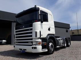 Scania R-124 Ga 420 6x4 Nz 2p 2000