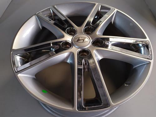 Roda Hyundai I30 Aro 17 Original (sem Pneu)