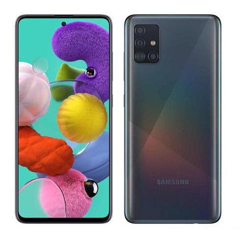 Samsung Galaxy A51 Preto 6.5 4g 128gb -sm-a515fzwbzto