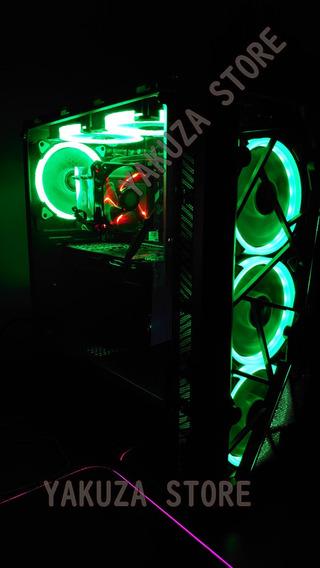 Pc Gamer Nona Geração! I3 16gb Ram Radeon Rx590 8gb Ddr5