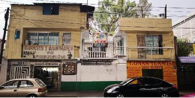 Casa En Venta Sobre Avenida Tlahuac A Un Costado Del Metro San Andres Tomatlan.