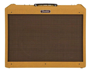 Amplificador Fender Hot Rod Blues Deluxe Reissue 40W valvular tweed 220V