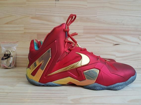 Tênis Nike Lebron 11 Elite - Iron Man - Tam. 46 - Size 13