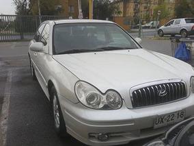 Hyundai Sonata Año 2003 Full Climatizador. Por Urgencia