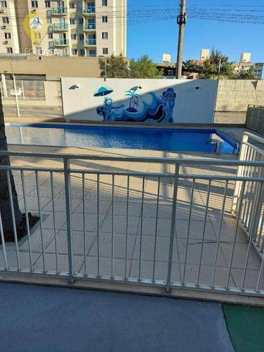Imagem 1 de 14 de Apartamento 2 Quartos Em Morada De Laranjeiras - Ap0524