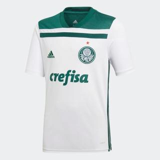 Camiseta Palmeiras 2 adidas Infantil - Original