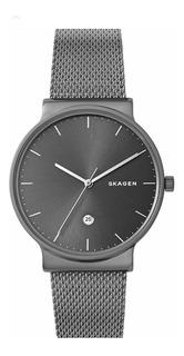 Relógio Skagen Mens Grey Archer Mesh Strap Skw6432