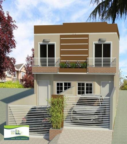 Casa Com 2 Dormitórios À Venda, 68 M² Por R$ 230.000,00 - Jardim Santo Antonio - Franco Da Rocha/sp - Ca0511