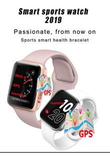 Smart Watch Iwo 9 { Promoção + Frete Grátis } 12x Sem Juros