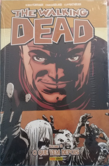 Revista The Walking Dead Volume 18 Lacrada