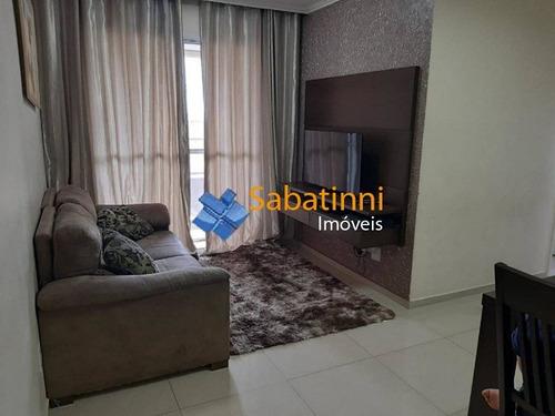 Apartamento A Venda Em Sp Vila Ema - Ap04086 - 69208813