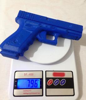 Blue Gun G-25 / 800 Gramas/ Treinamento Defesa Pessoal