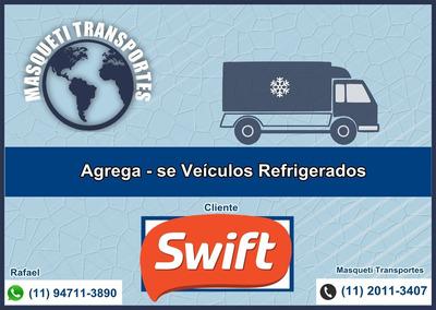 Agrega - Se Caminhão 3/4 Refrigerado - Somente Lojas Swift