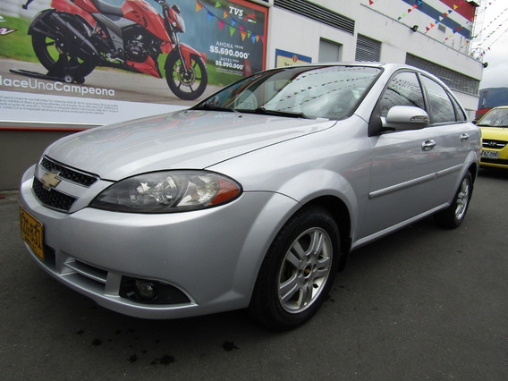 Chevrolet Optra Advanced At 1800cc Aa