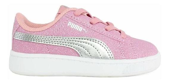 Puma Zapatillas Kids - Vikky V2 Glitter Ros