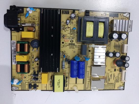 Placa Fonte Tv Toshiba 49l2600 - Placa Shg5804a-101h
