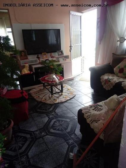 Sobrado Para Venda Em Suzano, Casa Branca, 3 Dormitórios, 1 Banheiro, 3 Vagas - 521
