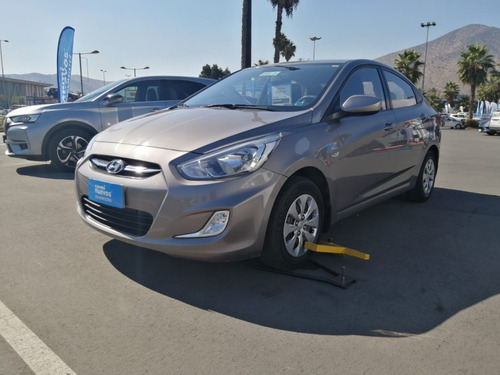Hyundai Accent Accent Rb Sdn 1.4 6mt Gl 2ab