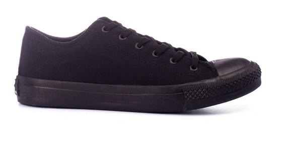 Zapatillas Hombre U S Amerika Sneakers Lona Urbanas Informal