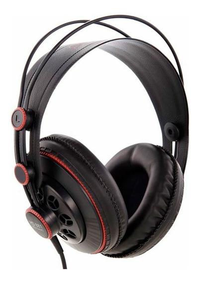 Fone De Ouvido C/fio Profissional Superlux Hd 681 Over Ear