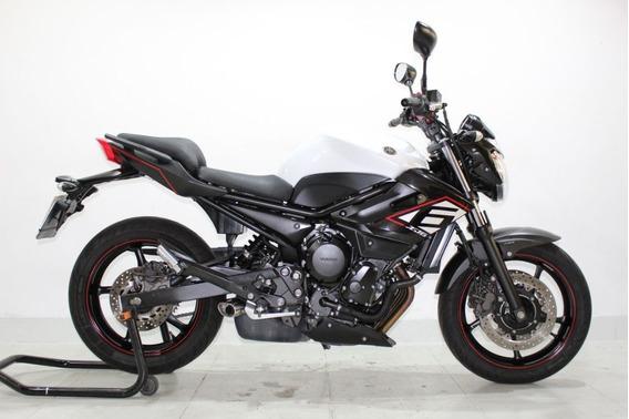Yamaha Xj6 N Abs 2016 Branca