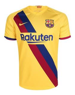 Camisa Do Barcelona 2019/2020 Barça Oficial - Mega Promoção