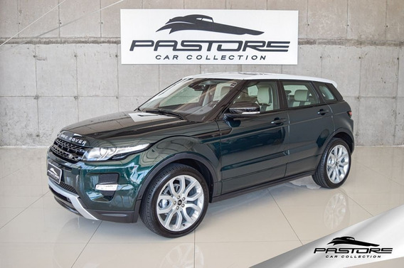 Land Rover Evoque Dynamic Si4