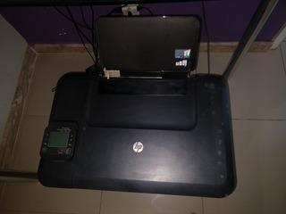 Impressora Deskjet Hp 3516 Completa Com Wiff