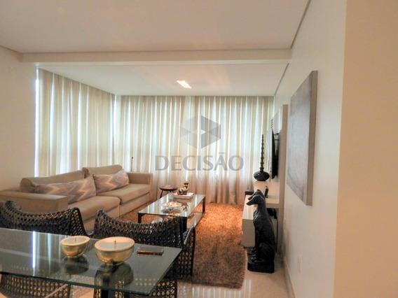 Apartamento 3 Quartos À Venda, 3 Vagas, Funcionários - Belo Horizonte/mg - 15249