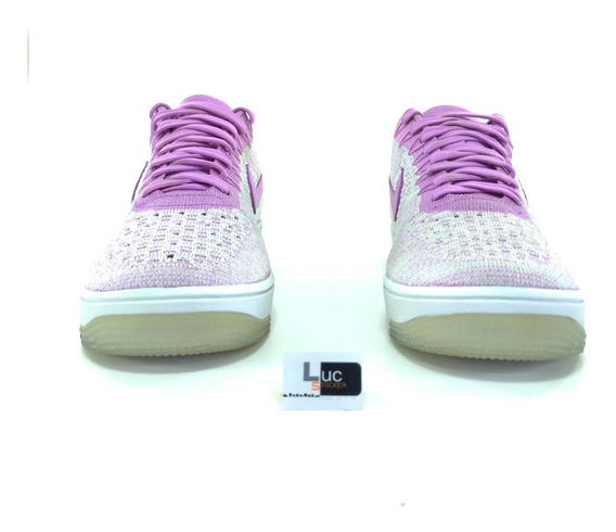 Air Force 1 Low Flyknit Rosa