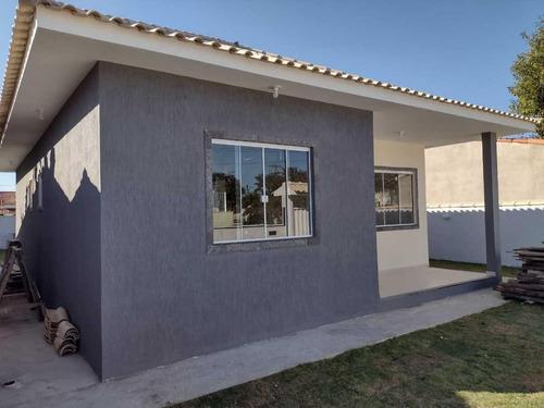 Imagem 1 de 13 de Casa Em Condomínio Para Venda Em Araruama, Ponte Dos Leites, 2 Dormitórios, 1 Suíte, 2 Banheiros, 3 Vagas - 223_2-465350